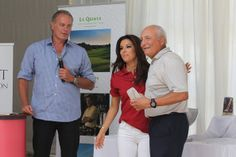 Eva Longoria - Global Gift Gala - Celebrity Golf Tournament 2013 - Luncheon and Prize Giving
