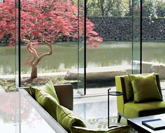 The Luxe List 2012, Japan: Palace Hotel, Tokyo