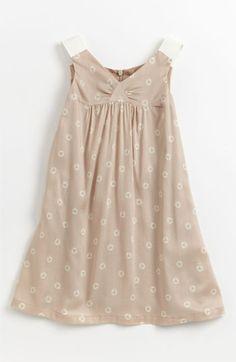 Chloé Woven Dress (Toddler, Little Girls & Big Girls) | Nordstrom