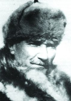 Ataturk Feb.1921 Ankara