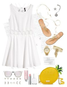 """""""Stars"""" by mary-domenech ❤ liked on Polyvore"""