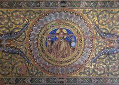 Журнал некорректного изографа (фарисея и сноба по совместительству)Мозаики мемориальной церкви Императора Вильгельма в Берлине.