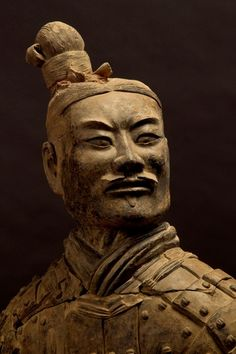 Treasures of China - Terracotta army Terracotta Army, Warrior Outfit, China Architecture, Great Works Of Art, Shadow Warrior, Historical Artifacts, China Art, Animal Skulls, Ancient Art