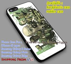 Breaking Bad Art iPhone 6s 6 6s  6plus Cases Samsung Galaxy s5 s6 Edge  NOTE 5 4 3 #movie #BreakingBad dl5