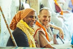An Asrama On The Yamuna's Shore (Album with photos)  Indradyumna Swami: Deep in the forest not far from Vrindavan is a hermitage of sages on the banks of the river Yamuna. There the sages per…