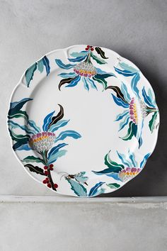 Shop the Paradise Found Dinner Plate and more Anthropologie at Anthropologie today. Read customer reviews, discover product details and more.