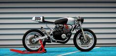 Yamaha XJ600 Custom by Pimmel & Messer | GBlog