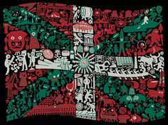 About Basque Country Spain History, Guggenheim Bilbao, Basque Country, My Heritage, My Father, Tatoos, Spiderman, Kids Rugs, Superhero