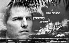 Tipping Point - Tom Cruise. From The Films That Never Were. https://www.facebook.com/Shadrachart  ©shadrachdelmonte