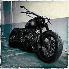 Wild Bunch Industries Harley Davidson Night Train