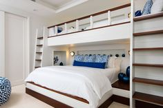 Hawksbill Villa guest bedroom, Turks and Caicos Islands, Stacie Steensland interior design collaboration with architectural firm COAST Architects, image by Steve Passmore of Provo Pictures