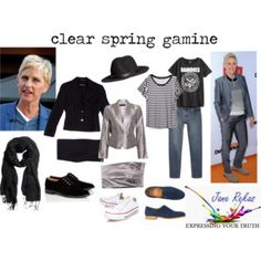clear spring gamine