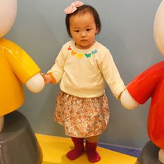 Cute Baby Skirt 100%Cotton Double-sided Skirt Infant Toddler Kids Handmade Eb154 #Ggoomduboo #EverydayHoliday