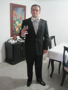 un brindis antes de la boda
