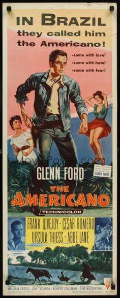 ANOS DOURADOS: IMAGENS & FATOS: IMAGENS - Cartaz de cinema: FILMES DE FAROESTE DOS ANOS 50