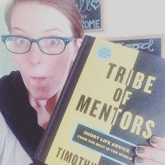 Best. Gift. Ever. #heknowsmesowell #mytribe #tribeofmentors #thesearemypeople @timferriss @mkhilterbrand