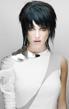 Choppy haircuts 2015 describe the trending haircuts in this category for the New Year. Short Hairstyles Fine, 2015 Hairstyles, Cool Hairstyles, Natural Hairstyles, Short Hair With Layers, Short Hair Cuts, Choppy Haircuts, Mullet Hairstyle, Edgy Hair