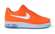 I mean, if you're a Knicks Fan. -----> Nike Air Force 1 Foamposite Low Orange
