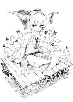 ibuki suika //touhou