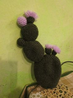 Dony's Creations by Donatella Saralli : Cactus Fico d'india (cactus n. 6)