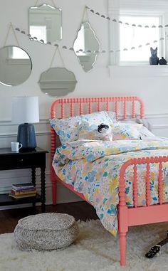 jenny lind coral bed - Jenny Lind Bed