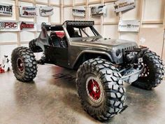 Crawler. Can I get this with a rally fighter body on it?