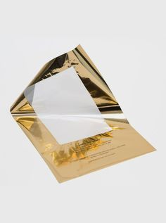 Dries Van Noten invitation. Link ?
