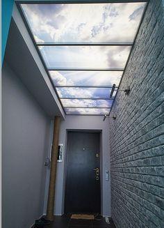Фальш-окна в интерьере - Home and Garden