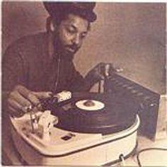 Kool Herc | We love Vinyl! | Brute Beats, Your hip hop station | #hiphop #rap #beats | brutebeats.com