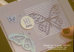 Sneak Peek: Stampin'