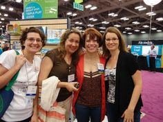 K. A. Holt, Jenny Ziegler, Rosemary Clement-Moore, and Jessica Lee Anderson
