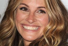 Julia Roberts, what a big, beautiful smile.  Rumor has it that she was thinking about being a dental hygienist.  Dentistry's loss was definitely entertainment's gain.  Smile with abandon.