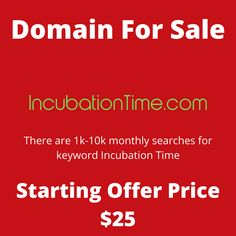 IncubationTime.com domain name for sale! Visit it now to purchase it!  #incubationtime #incubation #time #domainforsale #domainname #domains #domainsale #domainnameforsale #website Elmer The Elephants, Web Domain, Easy To Cook Meals, Easy Cooking, Kids Tops, Shopping Near Me, Rooms For Rent, Job Opening, Names