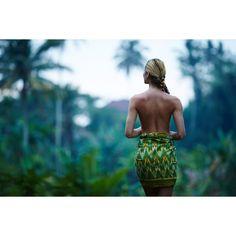 Magical mornings in Ubud Bali @aman @simonaLuxuryTravel @sim_and #amandari @jeromeduran #amanresorts #simonaluxurytravel #natureseries