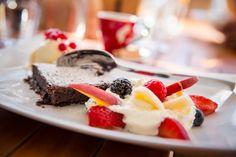 Nice dessert Panna Cotta, Nice, Ethnic Recipes, Desserts, Food, Dulce De Leche, Meal, Deserts, Essen