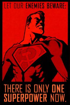 I don't like superman but this alternate universe comic was the bomb Superman: Red Son by Dave Johnson