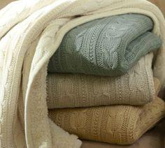 kötött ágytakaró