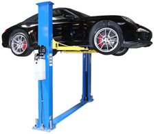 Nationwide Nw 2 9kfp 2 Symmetric Post Floor Plate Car Lift 9 000 Lbs Car Lifts Two Post Car Lift Garage Car Lift