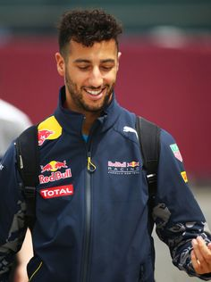 Daniel Ricciardo | 2016 Chinese GP