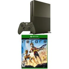 Xbox One S 1TB Console – Battlefield 1 Special Edition Bundle + Recore Game