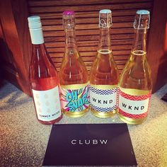 "Member kimyoder88: ""Got my first shipment today from @winc ...love this"""