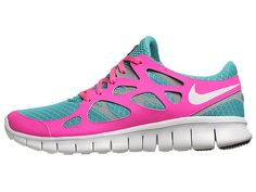 Nike Free Run; Oh they are not as cute as my glow in the dark ones but I may need a back up!!
