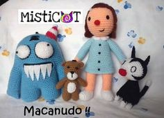 Macanudo de Liniers.....hechos por Misticat!!