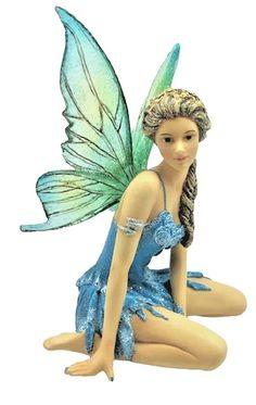 December Diamonds FIREFLY Female Fairy