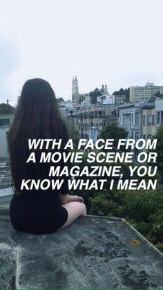 she way out || the 1975