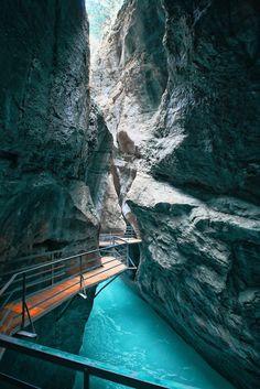 quenalbertini: Canyon Walk, Aare Gorge, Switzerland, photo by vlad Places Around The World, Oh The Places You'll Go, Travel Around The World, Places To Travel, Places To Visit, Tourist Places, Vacation Destinations, Vacation Spots, Vacations