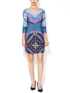 Allie Jersey Shift Dress by Ali Ro on sale now on #Gilt. #Style #fashion