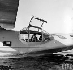 The Kendall's PBY flying yacht