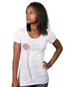 Thorns Have Roses - Great Christian Shirts for $24.99