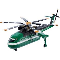 Disney Planes Fire & Rescue Windlifter